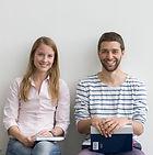 Sourire Les étudiants du Collège