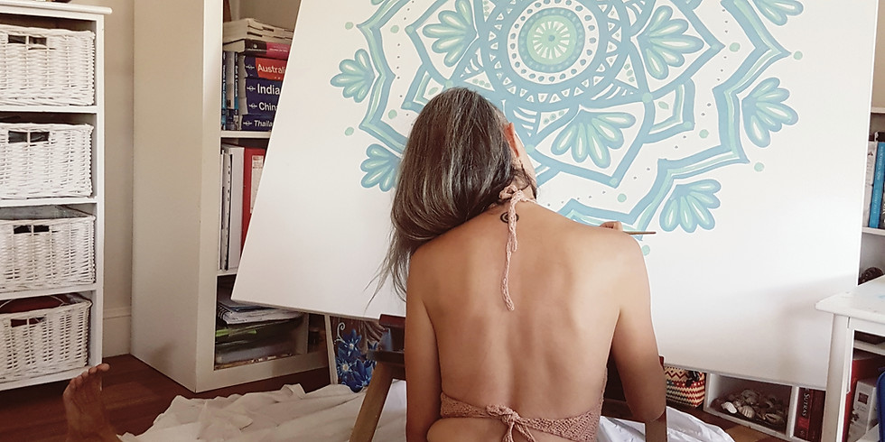 Mandala Workshop - San Luis Potosi' MEXICO