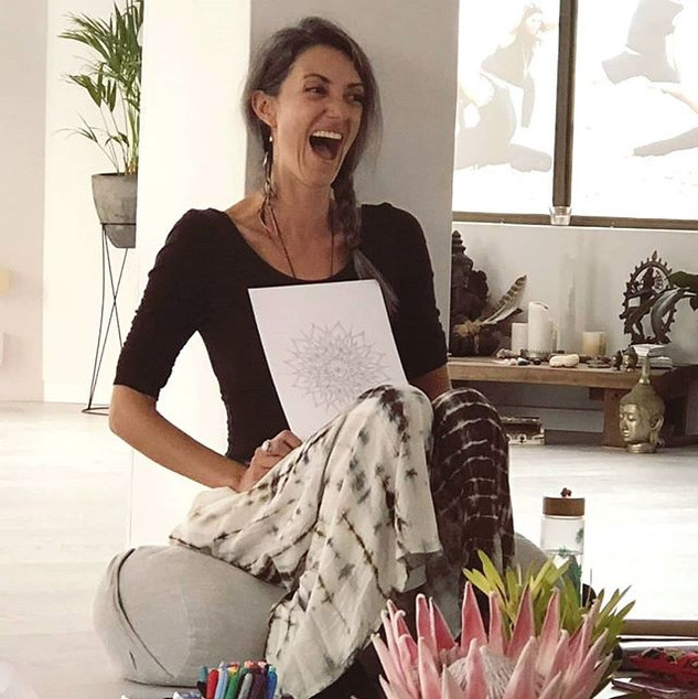 Mandala workshop, Sydney