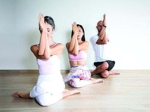 Certificación Yin Yoga en Linea en Español - AGOSTO 2020