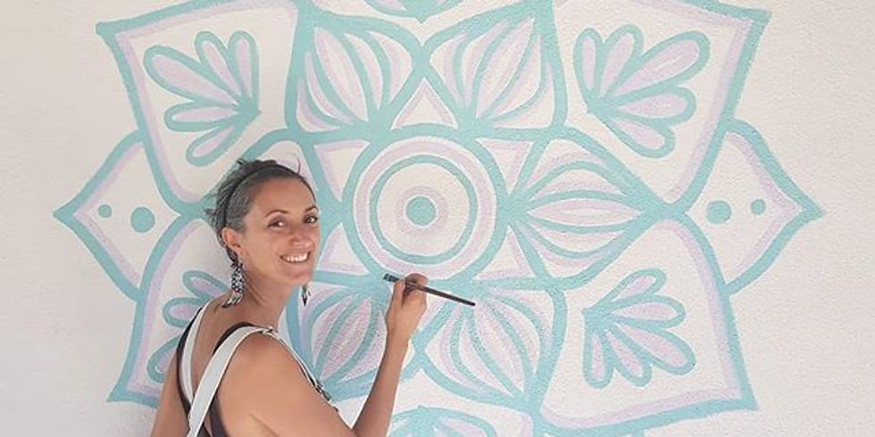 Mandala Workshop - Merida MEXICO