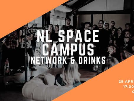 NL Space Campus Network & Drinks April