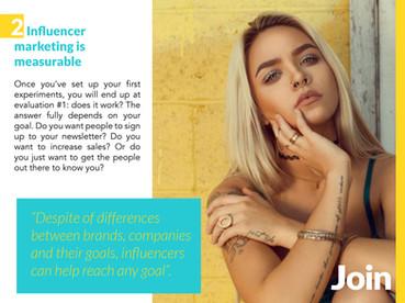 e-book Influencer Marketing