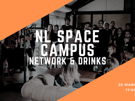 NL Space Campus Network & Drinks