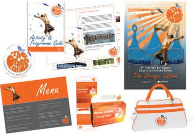 Complete Branding & Design Event
