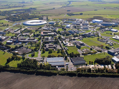 Space Campus Noordwijk & SBIC visit Harwell – the gateway to the UK space sector