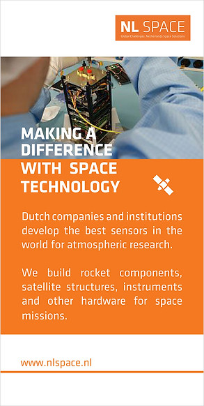 Roll-up Banners for NL Space