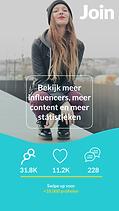 Advert JOIN for Instagram