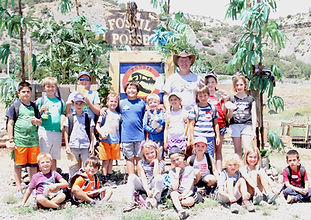 Educational Group Dinosaur Camp
