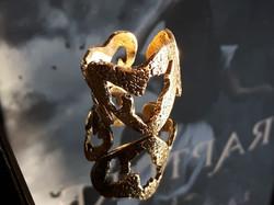4 Hearts Ring
