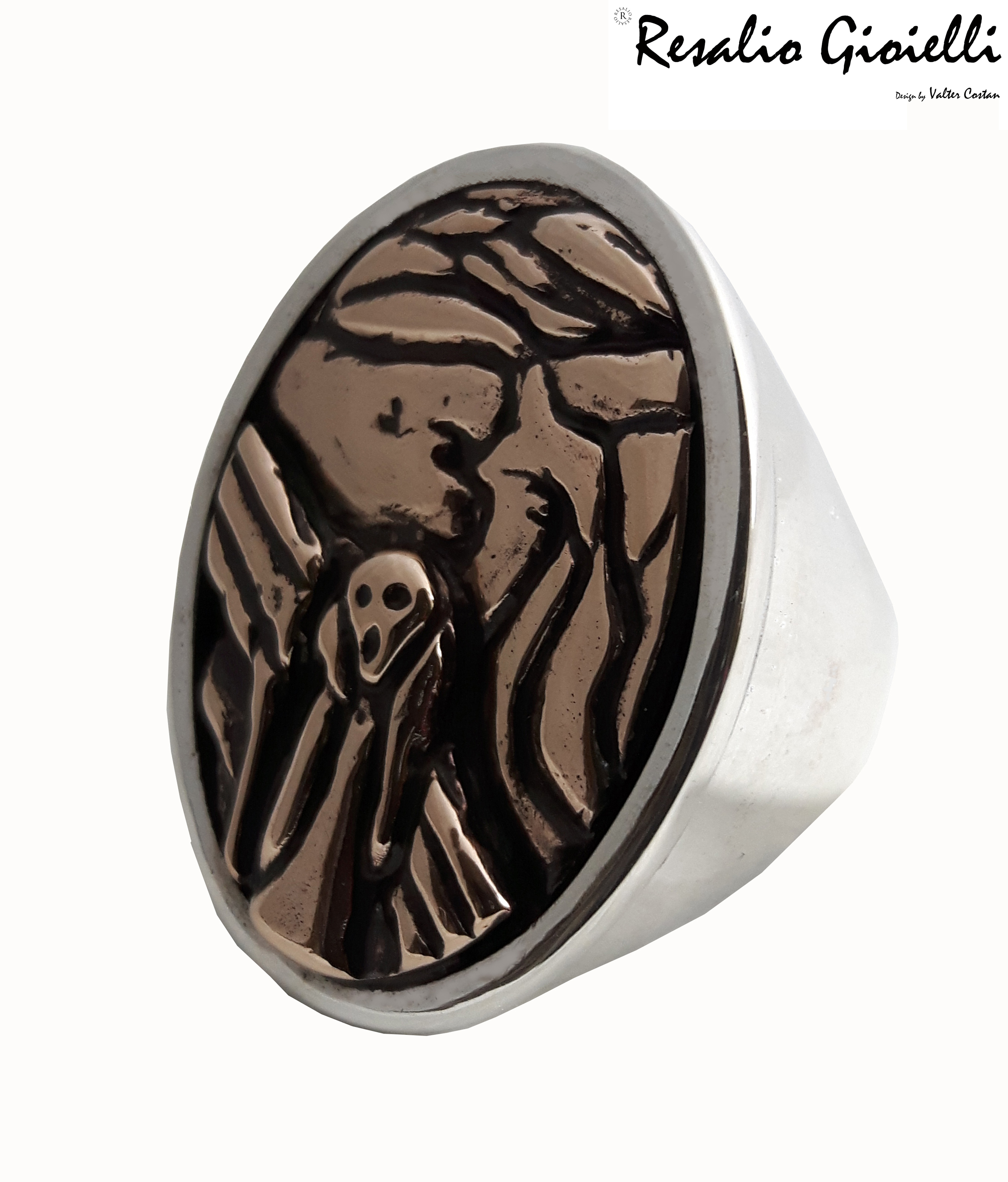 Resalio Ring Art is Tick Munch 159