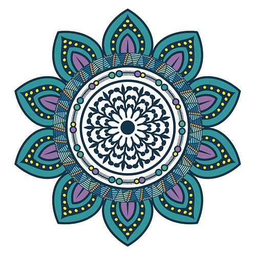 Mandalas Circulares D7
