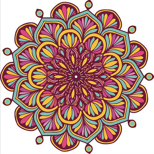 Mandalas Circulares D3