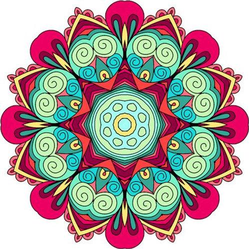 Mandalas Circulares D21