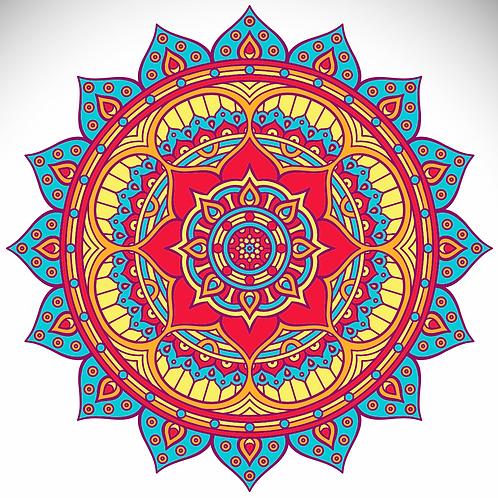 Mandalas Circulares D9