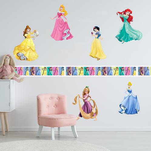 Paquete Princesas Disney