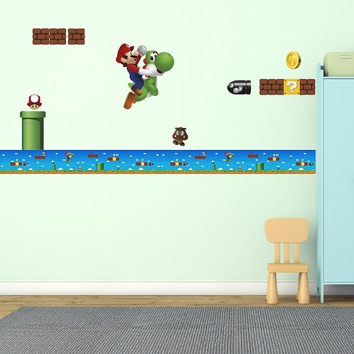 Paquete Mario Bros