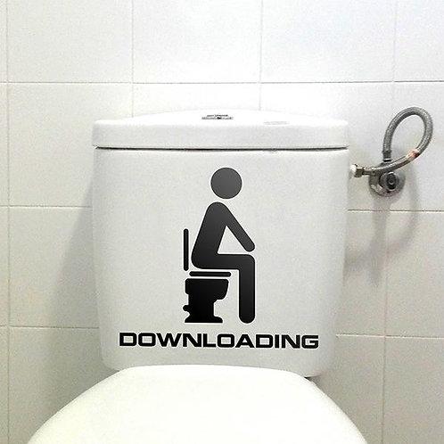 Vinilo decorativo para baños Downloading