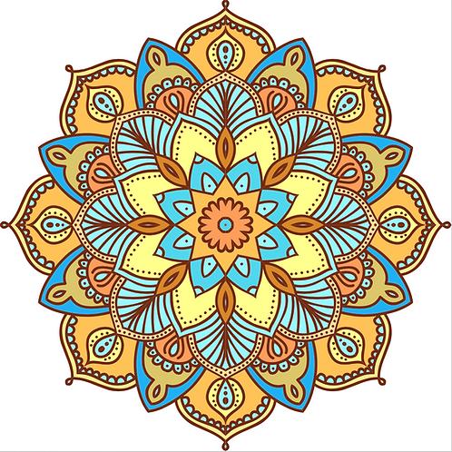 Mandalas Circulares D4