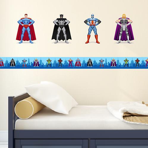 Paquete Superhéroes