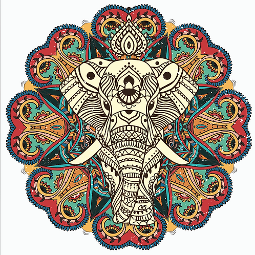Mandalas Circulares D1