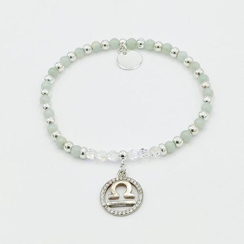 LIBRA Zodiac Bracelet 24th Sept - 21st Oct