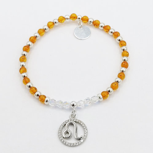 LEO Zodiac Bracelet 22nd July - 21st August