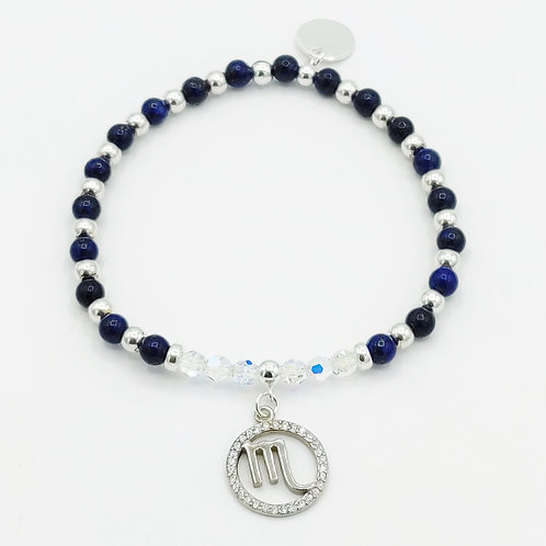 SCORPIO Zodiac Bracelet 22nd Oct - 20th Nov