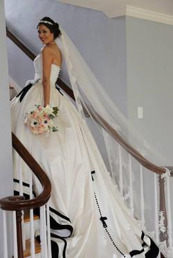 Staircase Portrait