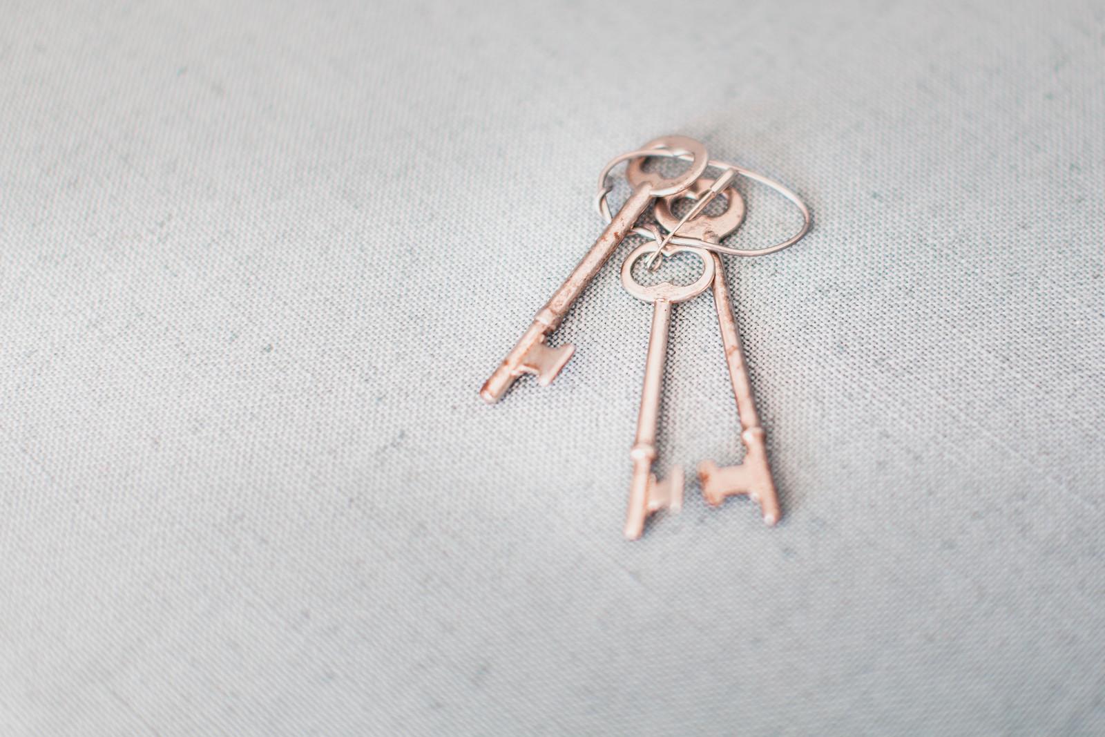 Stone House keys