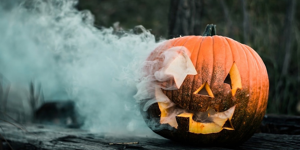1st Annual Halloween Bash