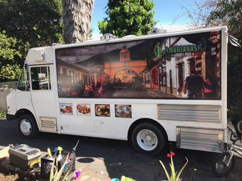 Las Marianas Food Truck