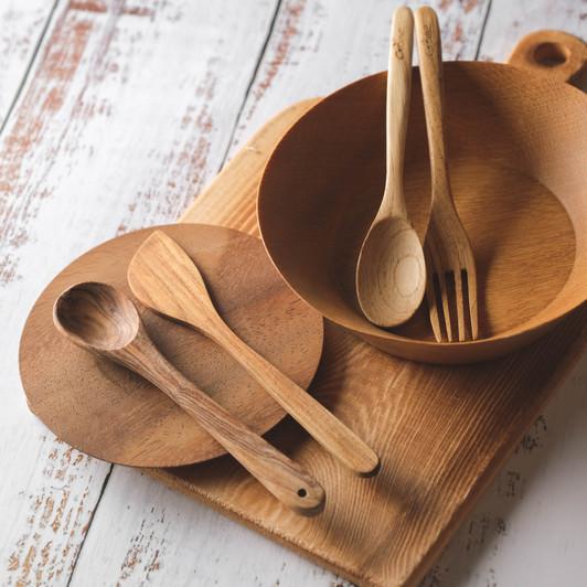 木製食器1