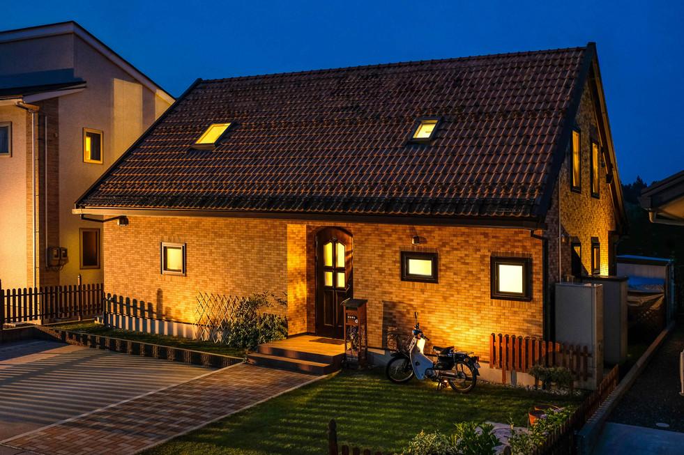 北洲ハウジング 美しい小さな家