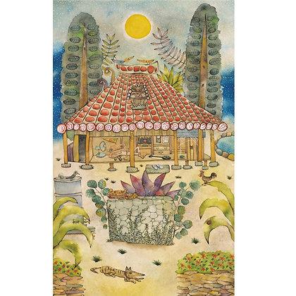 Nostalgic Okinawa  *ジクレー