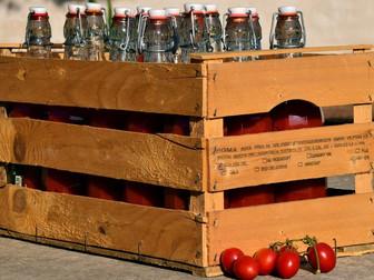 La passata di pomodoro: una tradizione italiana