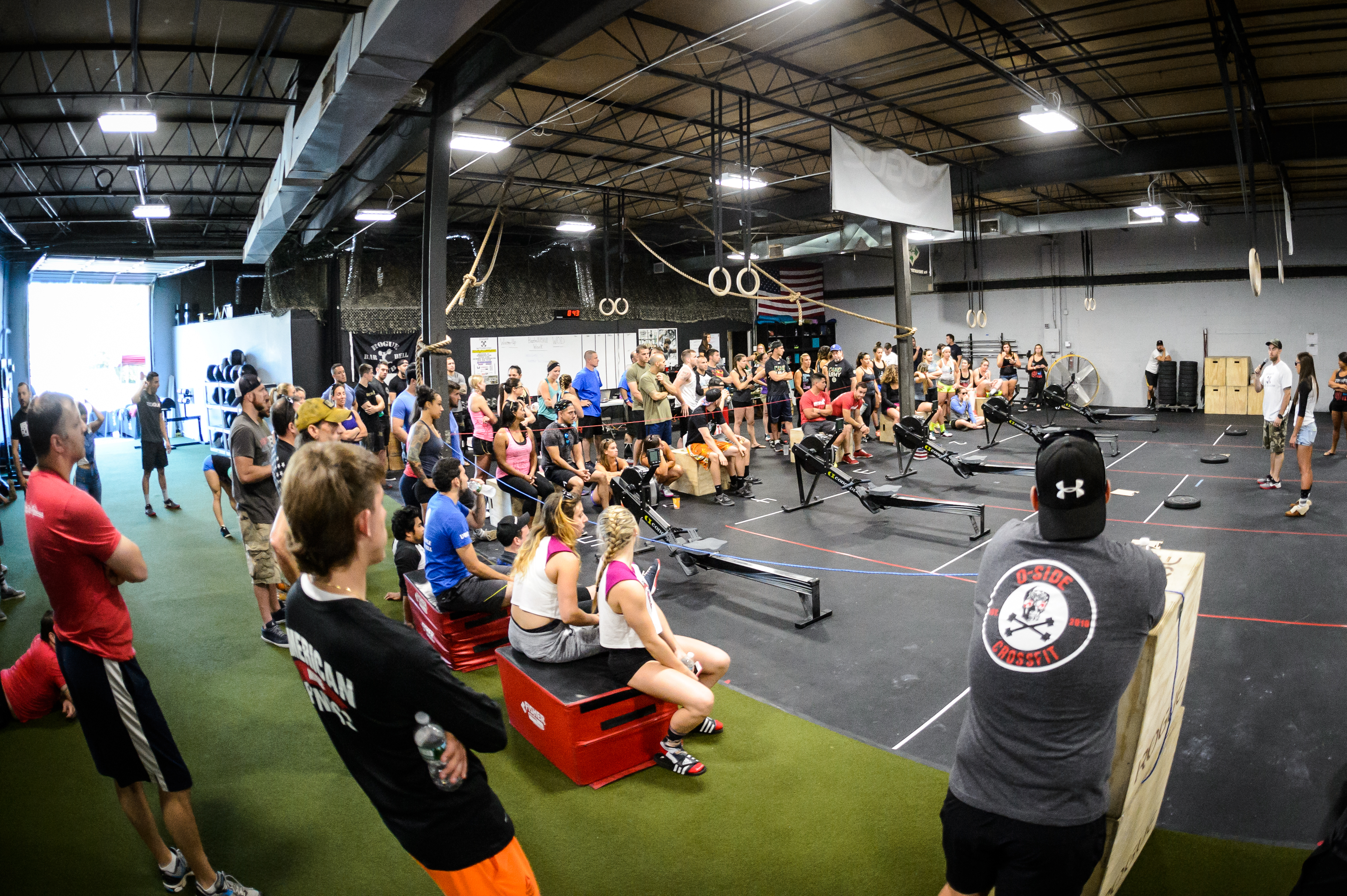 CrossFit on Long Island