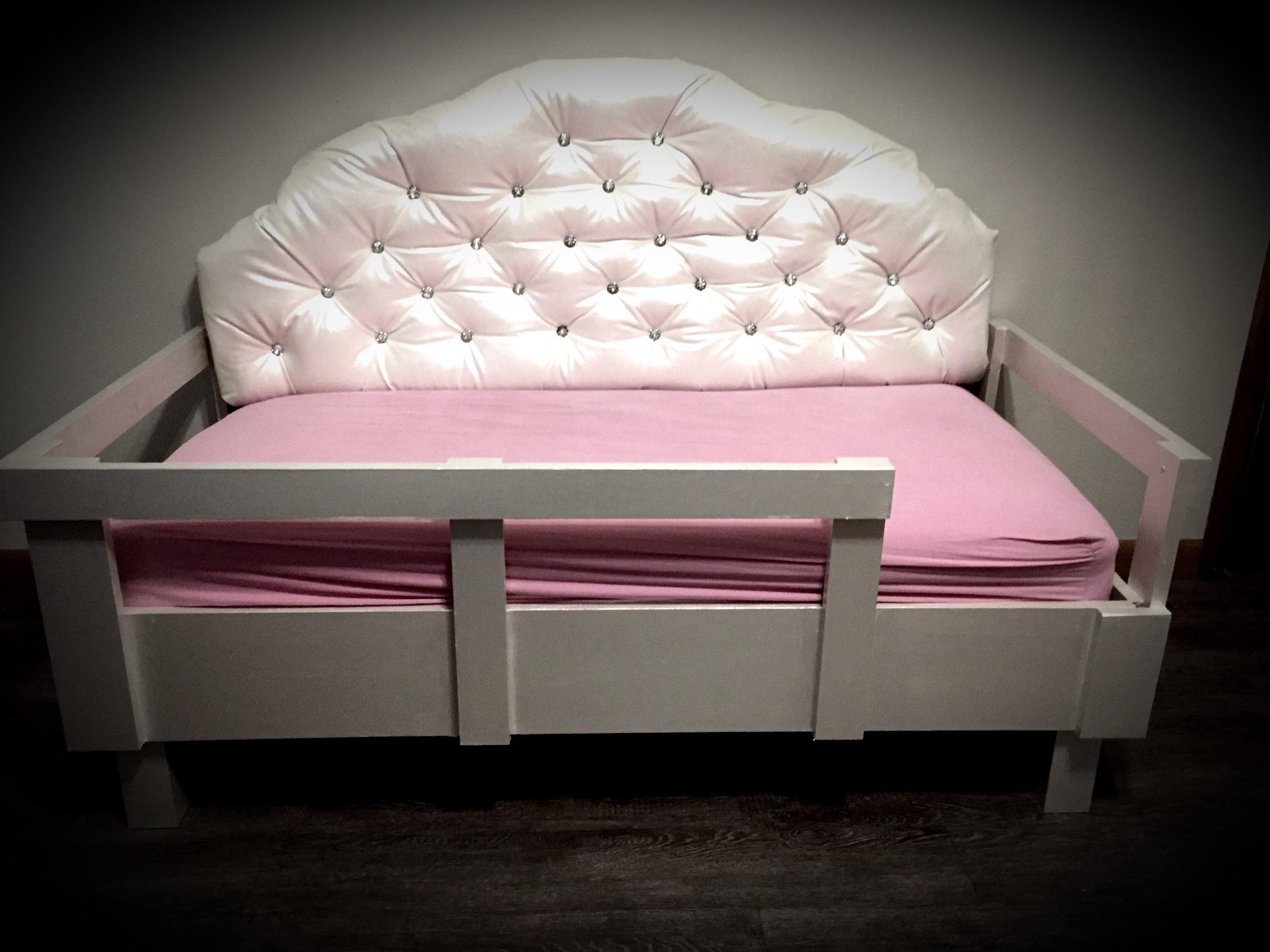 Custom Princess Bed