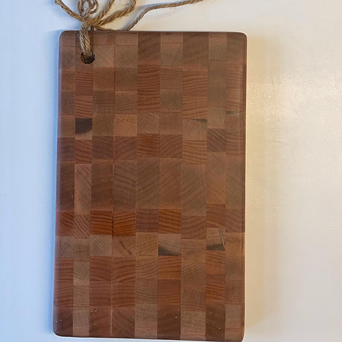 Cutting Board-End Cut