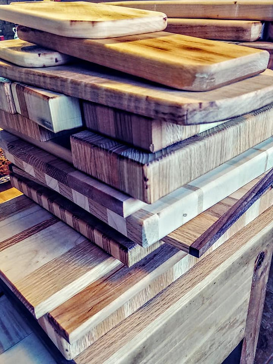 handmade wooden cutting boards for sale