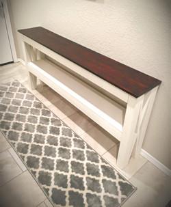 Entry Hallway Bench Table .jpg