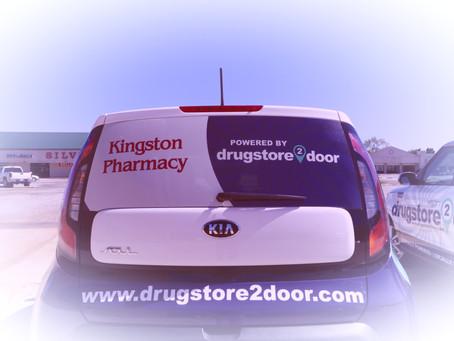 Kingston Pharmacy + drugstore2door.com