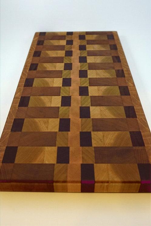 Handmade End Cut Cutting Board