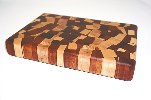 Handmade Chaotic Cutting Board