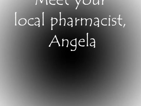 Meet Your Pharmacist Angela