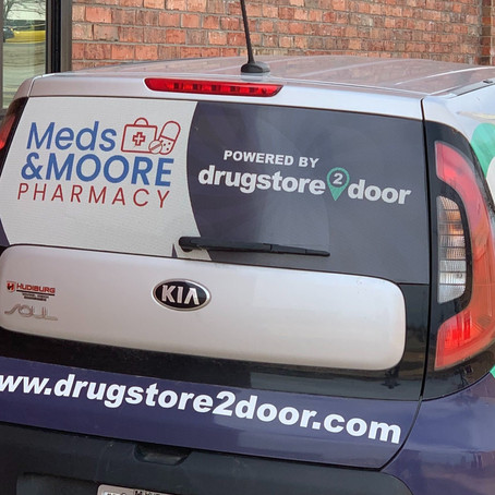 Meds & Moore Pharmacy + drugstore2door
