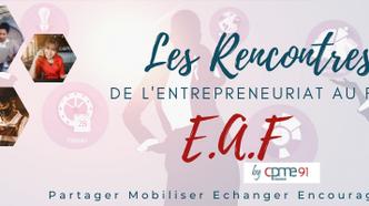 """Le 8 Mars 2021  :  """"Qu'est-ce que la réussite au féminin pour vous ?""""  avec EAF & Team Connect"""