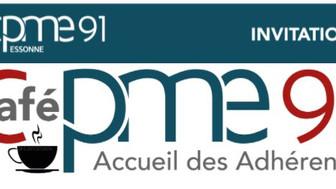 Le 27 octobre 2021 : Café CPME91