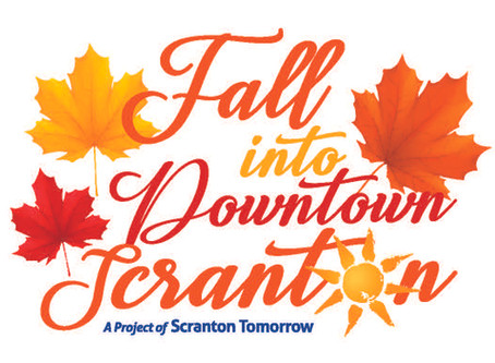 Fall into Downtown promotion supports local businesses in historic Downtown Scranton