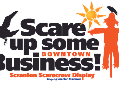 Scaring Up Some Business in Scranton & Beyond!